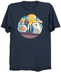 Mr. Burns Best Boss T-Shirt