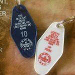 Ozark Room Key Key Chains