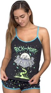Rick And Morty Sleep Set