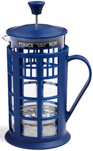 Doctor Who French Press