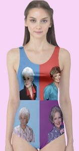 The Golden Girls Swimsuit
