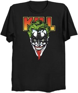 Kiss Meets The Joker T-Shirt
