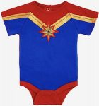 Captain Marvel Bodysuit for all the babies