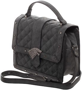 Game of Thrones Stark Direwolf Handbag