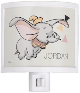 Dumbo Night Light