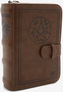 The Supernatural Book Handbag