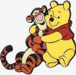 Winnie the Pooh And Tigger Pin