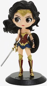 Q Posket Wonder Woman Figurine