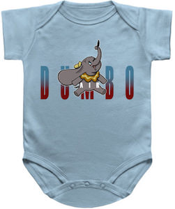 Air Dumbo Baby Bodysuit