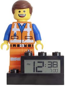 Emmet LEGO Alarm Clock