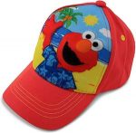 Sesame Street Kids Elmo On The Beach Cap