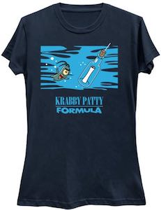 Krabby Patty Formula T-Shirt