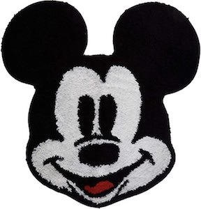 Mickey Mouse Bathroom Mat