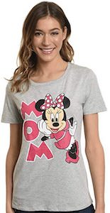 Disney Minnie Mouse Mom T-Shirt