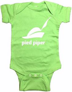 Pied Piper Baby Bodysuit
