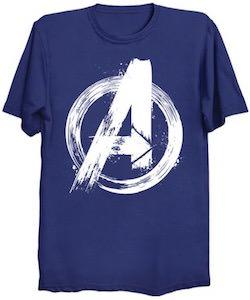 Streaks Avengers Logo T-Shirt