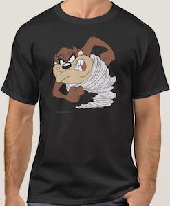 A Cloud Of Taz T-Shirt