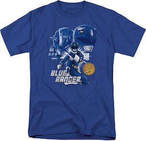 Blue Ranger T-Shirt
