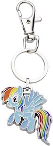 Rainbow Dash Key Chain