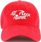 Toy Story Red Pizza Planet Cap