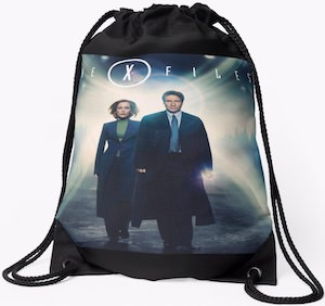 The X Files Backpack