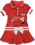 Sesame Street Toddler Elmo Dress