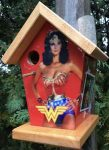 DC Comics Wonder Woman Birdhouse