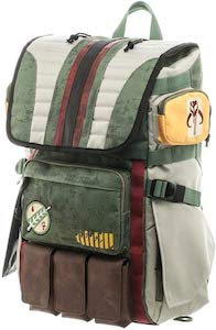Boba Fett Laptop Backpack