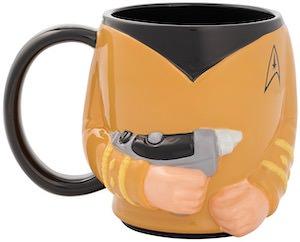 Captain Kirk Mug