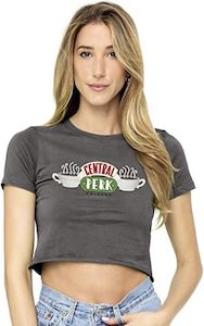 Central Perk Crop Top