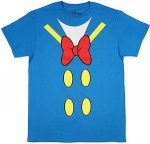 Disney Donald Duck Costume T-Shirt