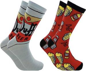 Duff Beer Socks