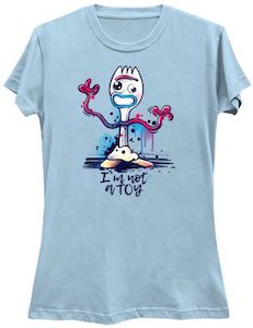 Toy Story Forky Not A Toy T-Shirt