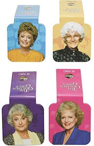 Golden Girls Bookmark Set