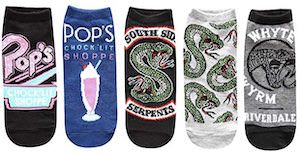 Riverdale Socks (5 pairs)