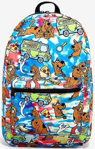 Scooby-Doo Tie-dye Backpack