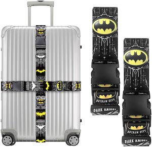 Batman Dark Knight Luggage Strap