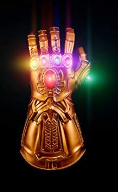 Marvel Avengers Thanos Wearable Light Up Glove