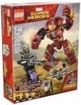 LEGO Marvel Hulk Buster Smash Up