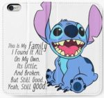 Lilo And Stitch iPhone Wallet