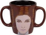 Star Wars Princess Leia Face Mug