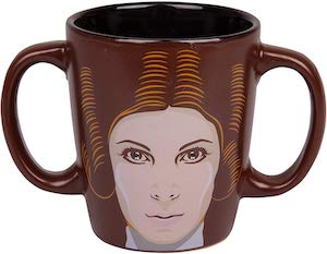 Princess Leia Face Mug