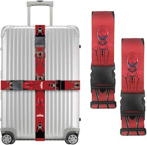 Spider-Man Luggage Strap