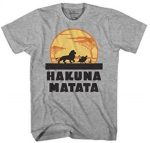 The Lion King Hakuna Matata T-Shirt