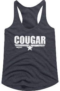 Top Gun Women's Cougar Tank Top