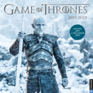 2020 Game Of Thrones Wall Calendar