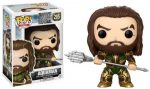 DC Comics Justice League Aquaman Funko Pop Figurine.