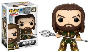 Aquaman Funko Pop Figurine