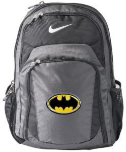 Batman Logo Nike Backpack