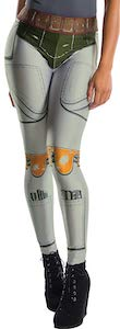 Star Wars Boba Fett Leggings